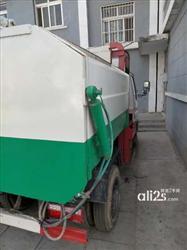 出售二手垃圾车,侧挂垃圾车